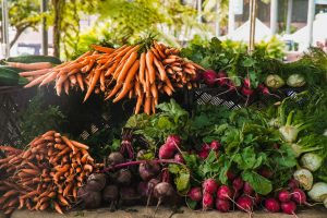גידול הידרופוני ירקות אורגניים